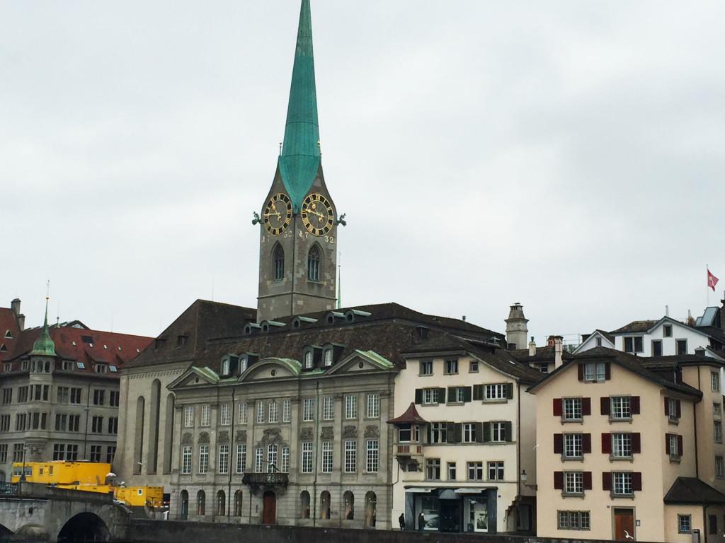 Zurich Clock 3