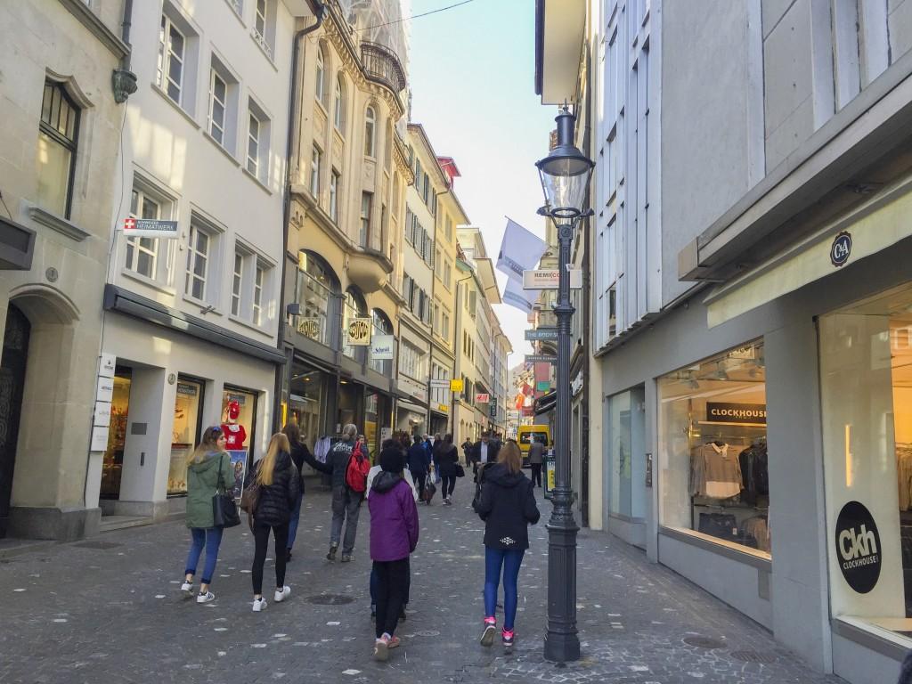 Luzern Streets
