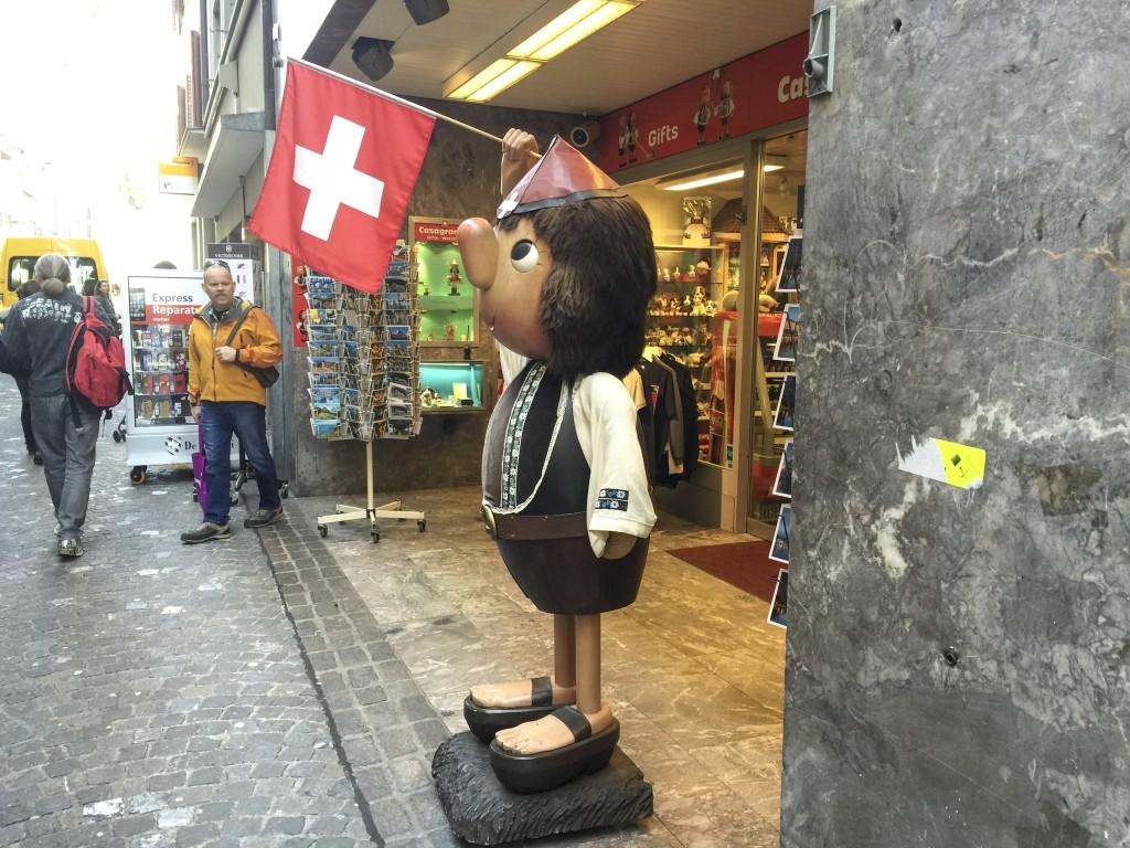 Luzern Souvenir Shop
