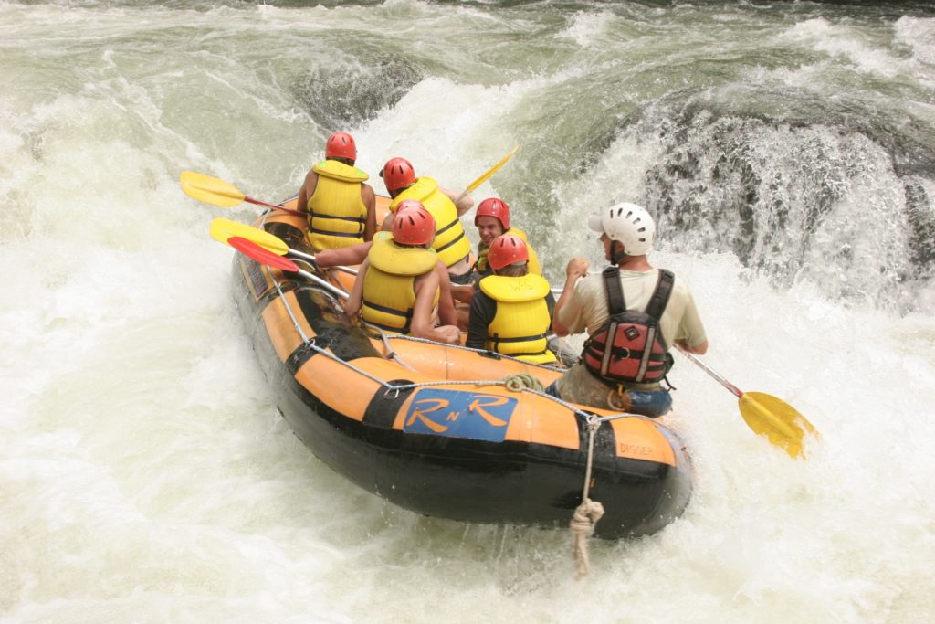 Costa Rica white water rafting (3)